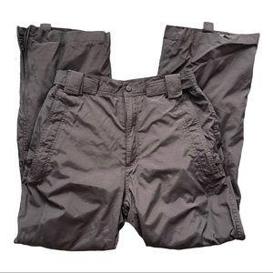 Men's McKinley black Snowpants size Medium